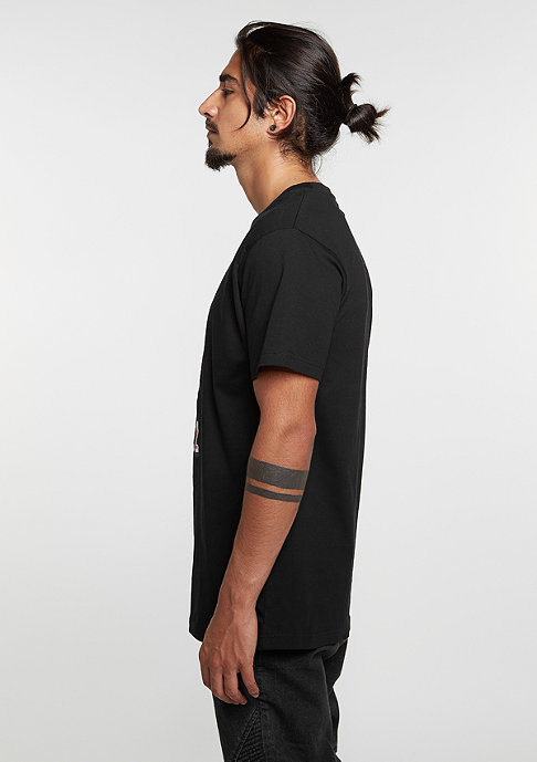 Wavey T-Shirt And Chill black