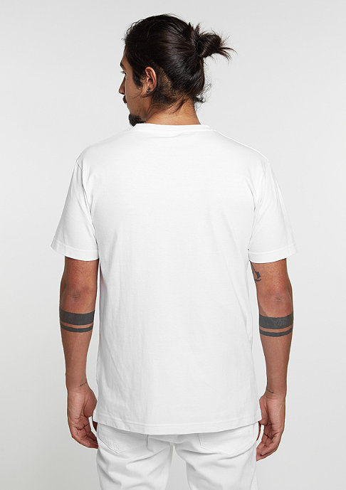 Wavey T-Shirt Famous white