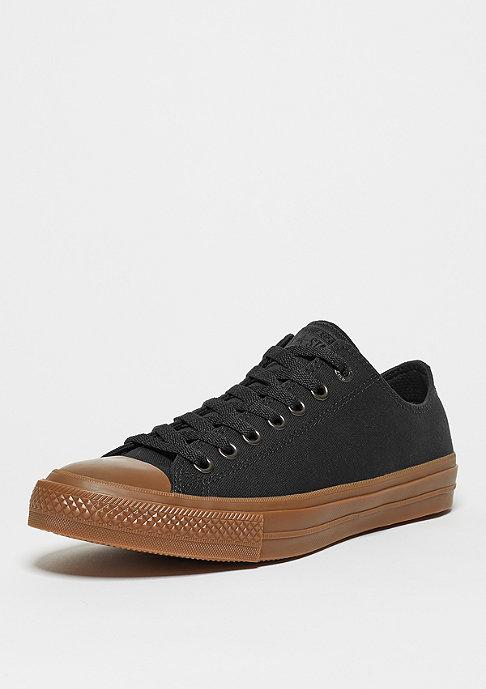 Converse Chuck Taylor All Star II Ox black/black/gum