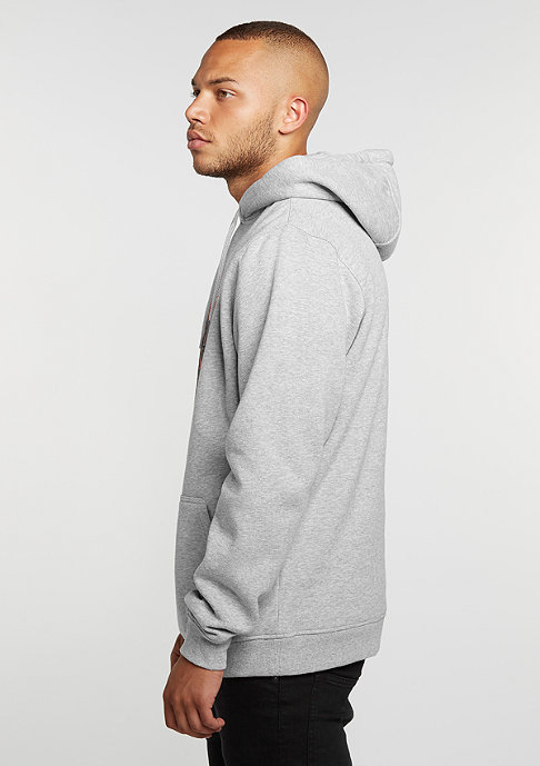 Mister Tee Sketch Hoody heather grey