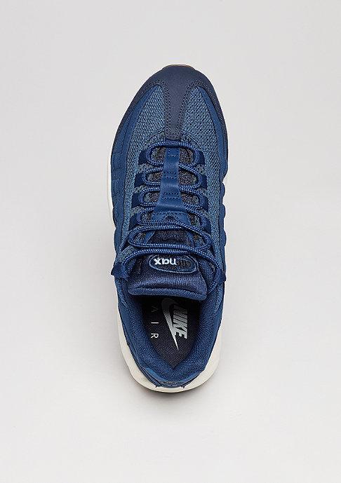 NIKE Schuh Wmns Air Max 95 coastal blue/coastal blue/midnight navy