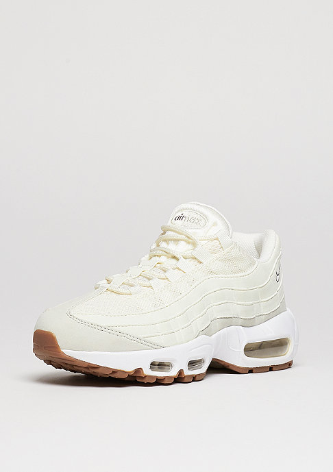 NIKE Air Max 95 sail/light bone/light bone