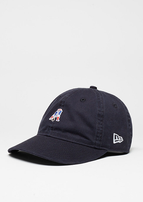 New Era Baseball-Cap LP9Fifty Unstructured NFL New England Patriots blue