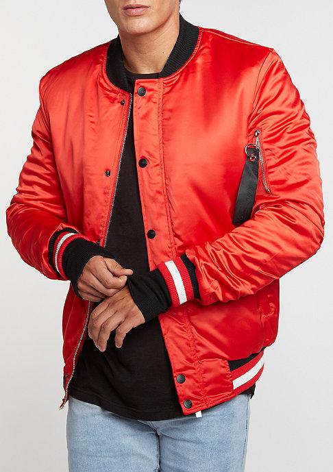 Sixth June Übergangsjacke Varsity Jacket red