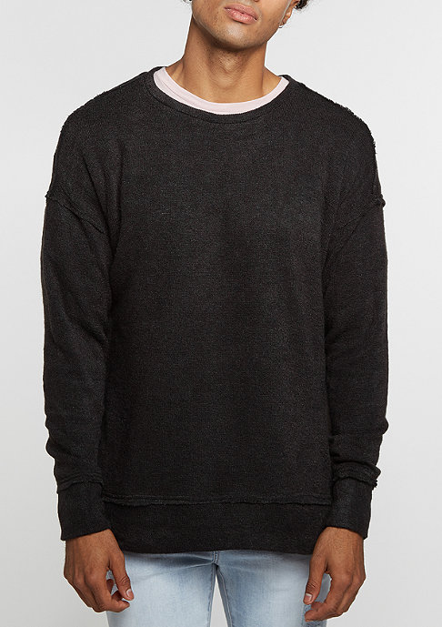 Sixth June Sweatshirt Curly Knit black