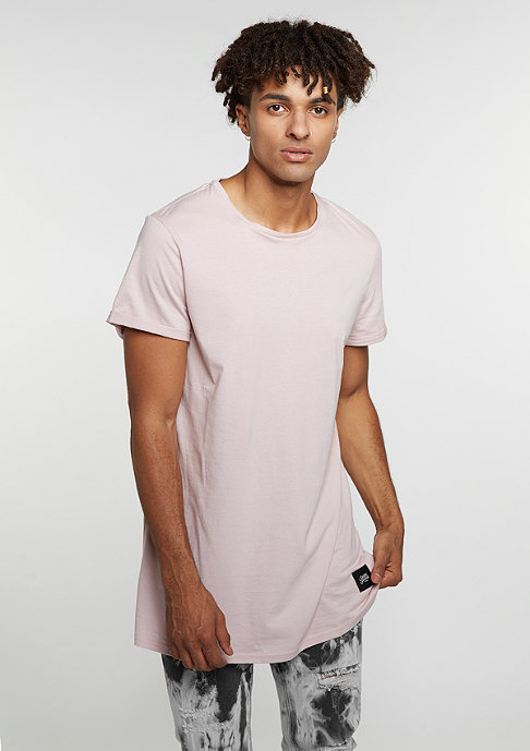 Sixth June Long Tee stone pink