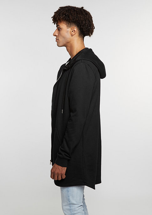 Sixth June Zip Up Hoodie black