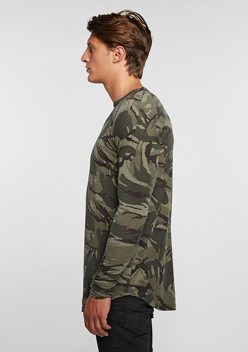 Sixth June Long Sleeve camo