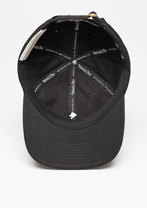 Mitchell & Ness Dribbler Logo Low Pro NBA black/white