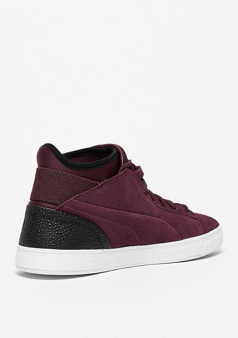 Puma Schuh Clyde Play B&C winetasting/black