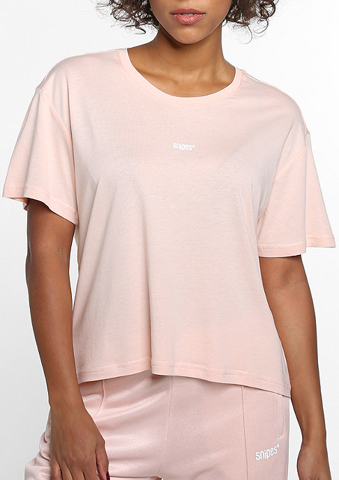 SNIPES Basic Tee rose