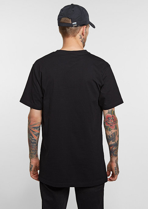 Mister Tee BRKLYN Patch black