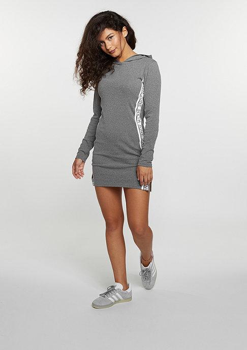 Sixth June Sports Logo Dress dark grey
