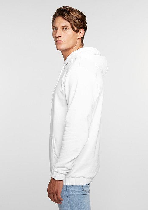 Crooks & Castles Hooded-Sweatshirt Iron white