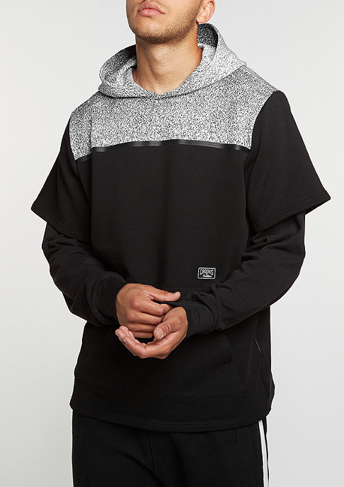 Crooks & Castles Hooded-Sweatshirt Hammer black
