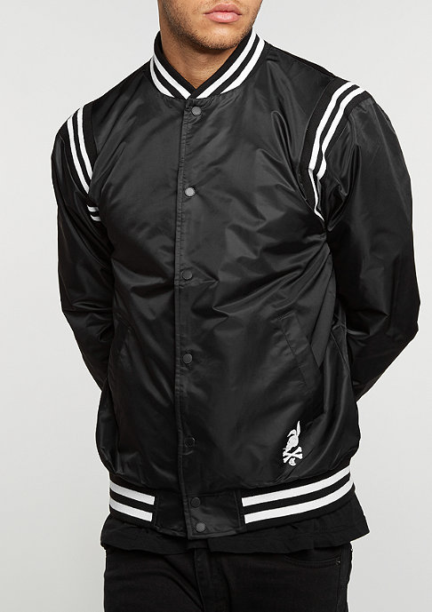 Crooks & Castles Übergangsjacke The Plaayer black