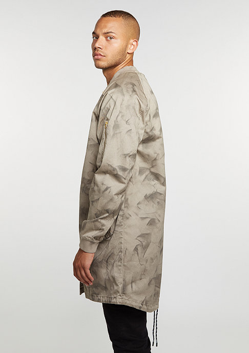 Crooks & Castles Haze Trench fatigue