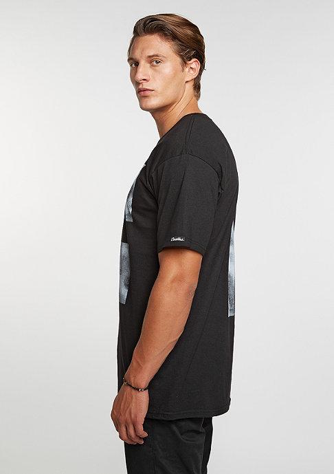 Crooks & Castles T-Shirt 38 Grime black