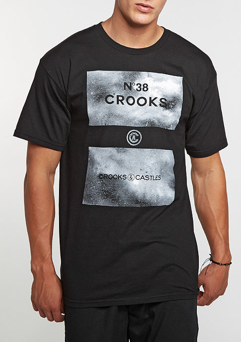 Crooks & Castles 38 Grime black
