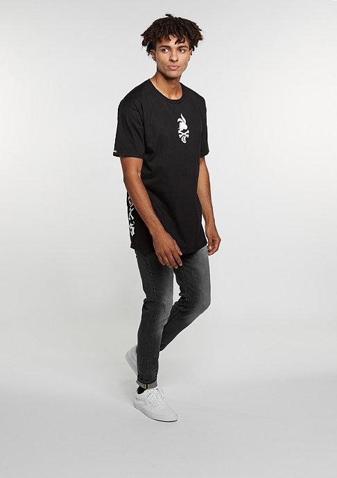 Crooks & Castles T-Shirt The Player black