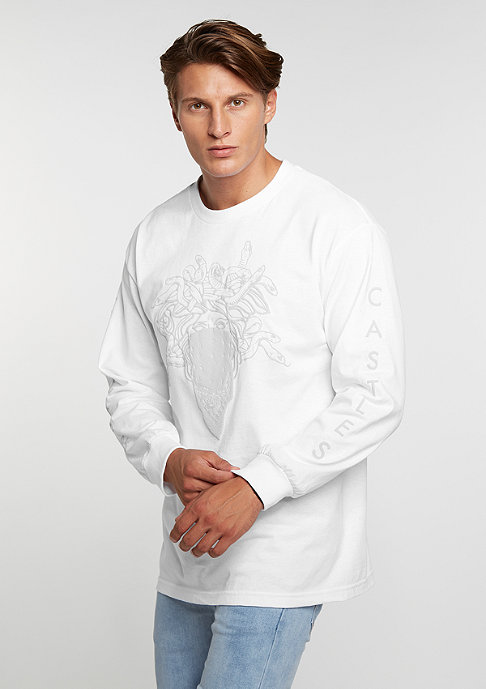 Crooks & Castles Sweatshirt Ghostin white