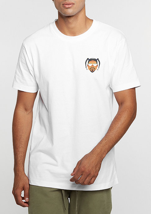 Mister Tee T-Shirt Every Day white