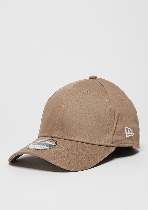 New Era Baseball-Cap 39Thirty Basic khaki