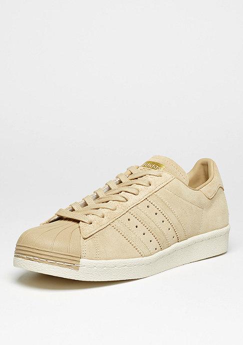 adidas Superstar 80s linen khaki