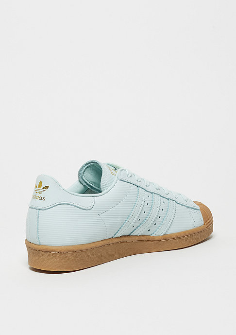 adidas Superstar 80s ice mint/ice mint/chalk white