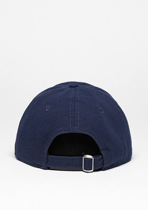 New Era Baseball-Cap 9Twenty Unstructured NFL New England Patriots oceanside blue