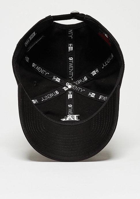 New Era Baseball-Cap 9Twenty Unstructured MLB Los Angeles Dodgers black/white