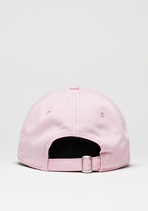 New Era Baseball-Cap 9Twenty Unstructured MLB New York Yankees pink/white