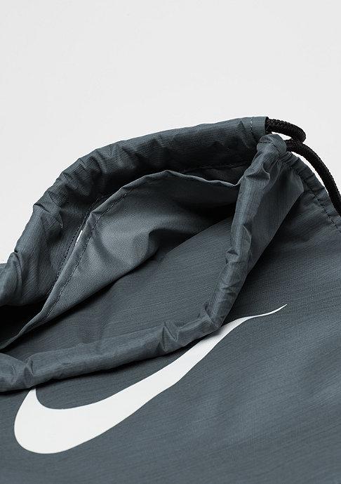 NIKE Turnbeutel BRSLA flint grey/black/white