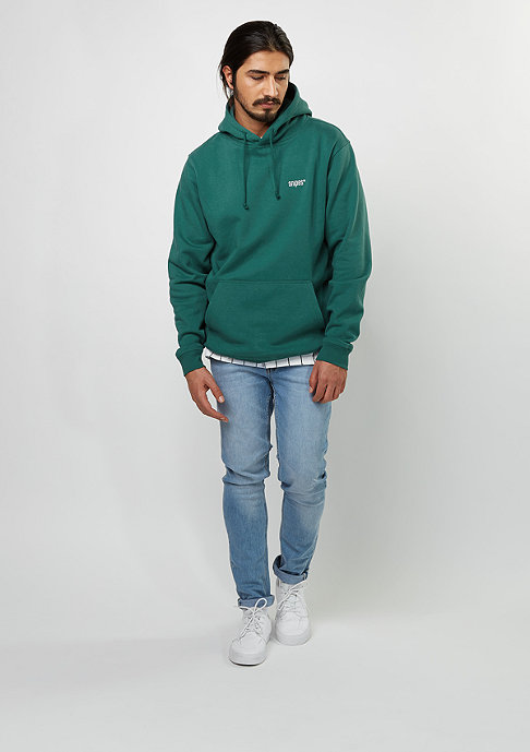 SNIPES Hooded-Sweatshirt Chest Logo jasper