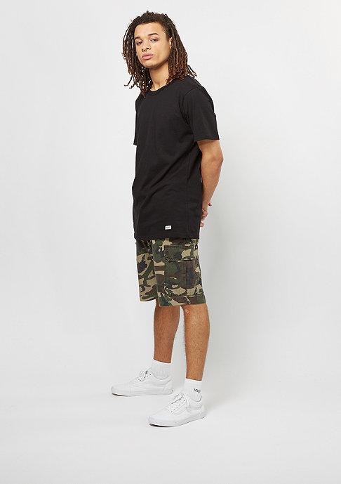 SNIPES T-Shirt 3er Pack Roundneck black