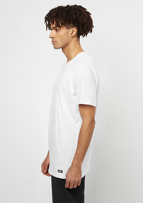 SNIPES T-Shirt 3er Pack Roundneck white