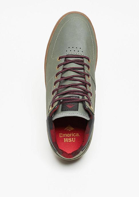 Emerica The HSU G6 grey/gum/red