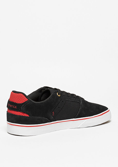 Emerica The Reynolds Low black/white/red