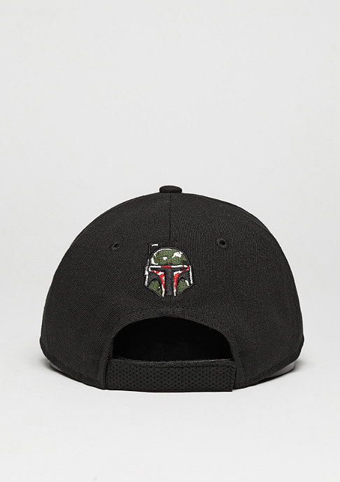 New Era Baseball-Cap 9Forty Flawless Star Wars Boba Fett black