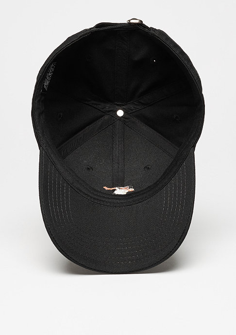 Wavey Baseball-Cap Dablo black