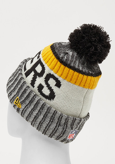 New Era Sideline Bobble Knit NFL Pittsburgh Steelers official
