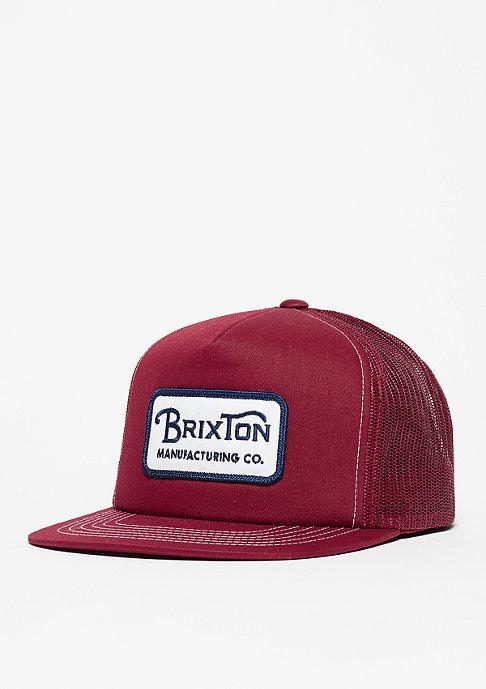 Brixton Grade Mesh white/navy/burgundy