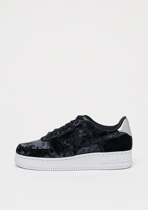 nike wmns air force 1 07 black / black