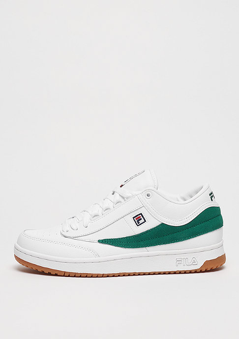 Fila T1 Mid Calzado White/Navy/Red LYCmuo