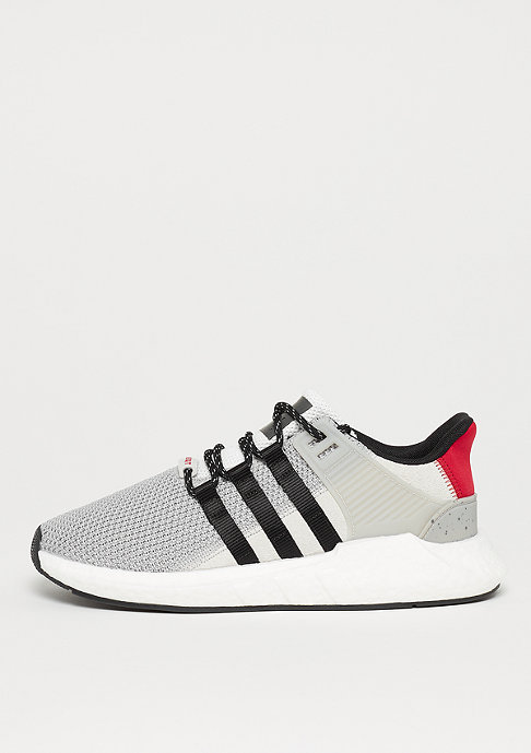 EQT Support 93-17 grey two-core black-scarlet
