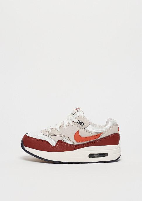 Nike Air Max 1 Gs Schoenen Voile / Corail / Pierre 2IYDC4