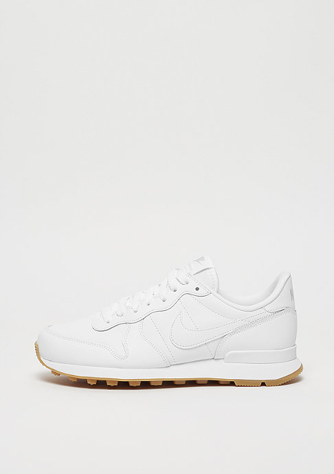 sports shoes 10a79 790df NIKE Wmns Internationalist white white-white-gum light brown