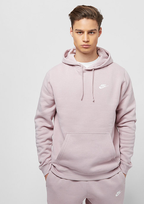 d684b355125c Commander NIKE Sportswear Hoodie sparticle rose particle rose white chez  SNIPES