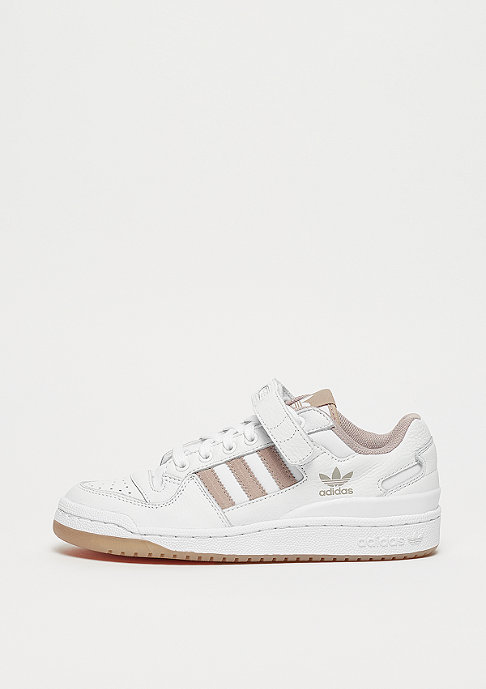 Forum Lo ftwr white/vapour grey/GUM 3
