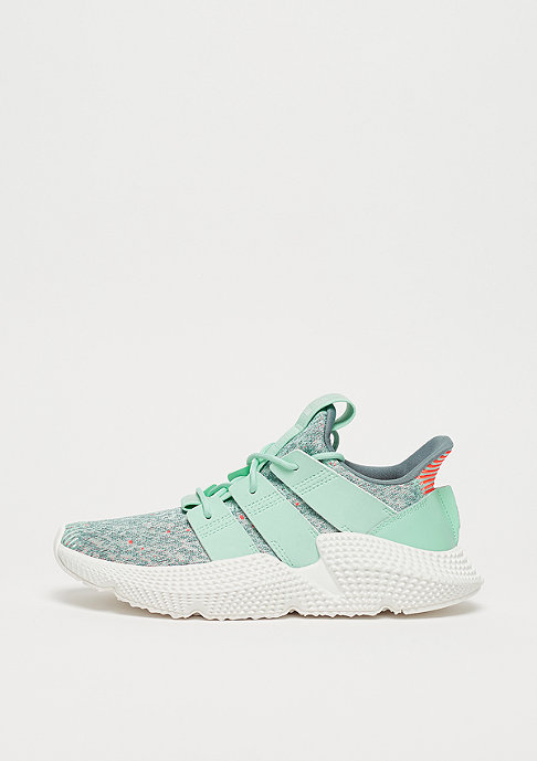 Prophere W clear mint/clear mint/solar red